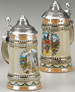 <div>Mini Lidded Stein, CD</div><div><br></div>