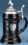 <div>0.5L Military Stein with Custom Lid and Badge</div><div><br></div>