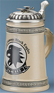 0.5L Military Stein with Custom Lid, CD