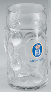Isar Mug 1.0l,  with HB logo
