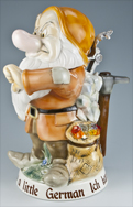 Custom relief character stein.<br>