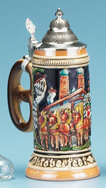 Beerwagon Stein, Modified Mold