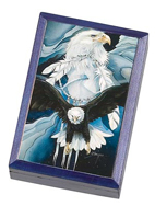 Eagle Wooden Box
