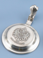Old Germany Pewter Lid